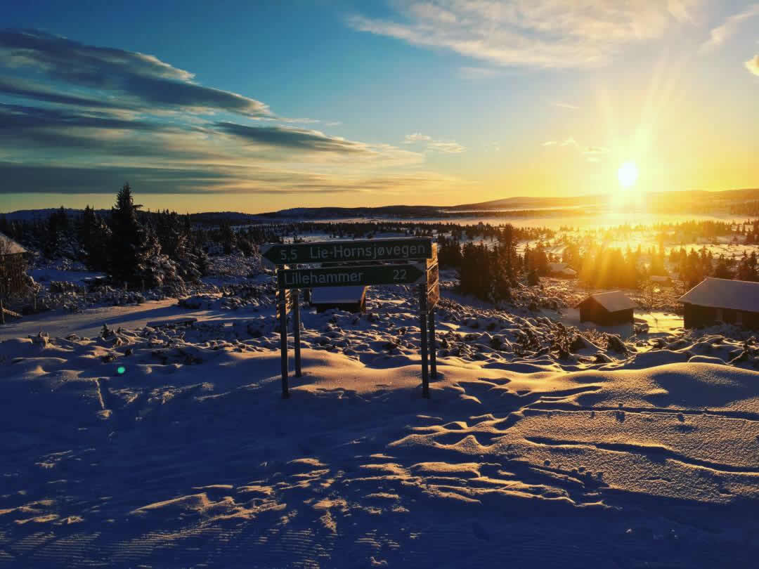 Kuvituskuva, Lillehammer